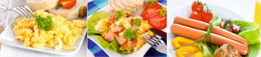 śniadania student